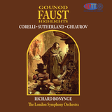 Gounod Faust Highlights - Bonynge - The London Symphony Orchestra