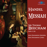 Handel Messiah - Conducted by Sir Thomas Beecham - Royal Philharmonic Orchestra