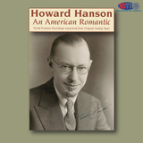 Hanson An American Romantic - 1:1 Copy of the Original Master Tapes 15ips 2-track tape