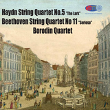 Haydn String Quartet No. 5 - Beethoven String Quartet No 11 - Borodin Quartet