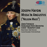 "Joseph Haydn Missa In Angustiis  (""Nelson Mass"") - János Ferencsik Hungarian State Orchestra Choir"