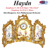 Haydn Symphonies No. 101 and 95 - Otto Klemperer and the New Philharmonia Orchestra