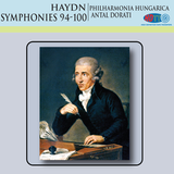 Haydn Symphonies No. 94 and 100 - Antal Dorati The Philharmonia Hungarica