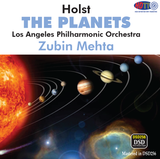 Holst The Planets - Zubin Mehta, Los Angeles Philharmonic Orchestra (Pure DSD)