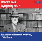Ives Symphony No. 2 - Zubin Mehta conducts the Los Angeles Philharmonic Orchestra