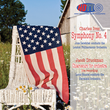 Charles Ives: Symphony No. 4 & Jacob Druckman: Chiaroscuro for Orchestra - Available in 4.0 Surround Blu-ray Audio
