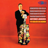 Antonio Janigro Solisti Di Zagreb ‎– Concertos For Cello