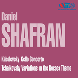 Kabalevsky Cello Concerto Tchaikovsky Variations on the Rococo Theme - Daniel Shafran Cello