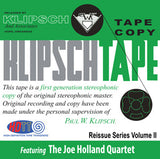 Klipsch Tape Reissues Vol. II