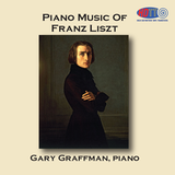 Franz Liszt piano music - Gary Graffman, piano