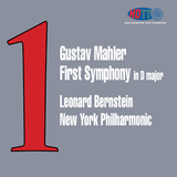 Mahler Symphony No. 1 in D major - Leonard Bernstein conducts the New York Philharmonic