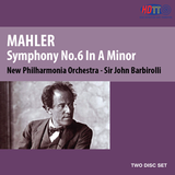 Mahler Symphony No. 6 - The New Philharmonia- Sir John Barbirolli conducting
