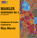 Mahler Symphony No. 5 -  Symphonica Of London conducted by Wyn Morris