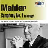 Mahler Symphony No. 1 in D Major - Sir Adrian Boult - London Philharmonic Orchestra