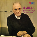 Mahler Symphony No. 2 - Bruno Walter conducts the New York Philharmonic