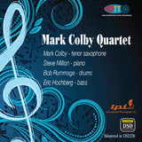 The Mark Colby Quartet - International Phonograph, Inc. (Pure DSD)
