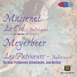 Massenet Le Cid & Meyerbeer Les Patineurs -  Martinon Israel Philharmonic Orchestra (Pure DSD)