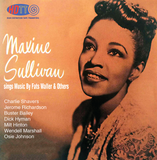Maxine Sullivan sings Music By Fats Waller & Others