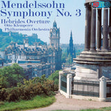 Mendelssohn: Symphony No. 3 & Hebrides Overture - Otto Klemperer Conducts the Philharmonia Orchestra