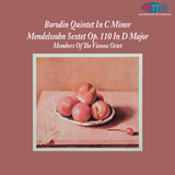 Borodin Quintet - Mendelssohn Sextet - Members Of The Vienna Octet (Pure DSD)