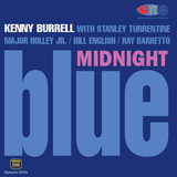 Kenny Burrell ‎– Midnight Blue (Pure DSD)