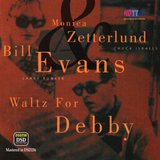 Monica Zetterlund & Bill Evans ‎– Waltz For Debby (Pure DSD)