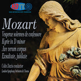 Mozart: Sacred Music - Colin Davis Conducts The London Symphony Orchestra and Chorus
