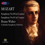 Mozart Symphonies No 40 & 41 - Bruno Walter conducts The Columbia Symphony Orchestra (Pure DSD)