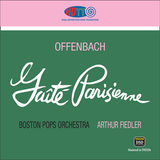 Offenbach Gaîté Parisienne - Arthur Fiedler conducts the Boston Pops Orchestra 1954 Recording (Pure DSD)