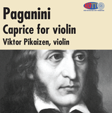 Paganini Caprices for violin - Viktor Pikaizen