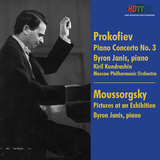 Prokofiev Piano Concerto No 3 Janis & Kondrashin - Mussorgsky Pictures at an Exhibition Janis
