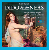 Purcell Dido And Aeneas - English Chamber Orchestra - Anthony Lewis conductor