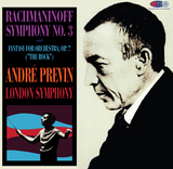 Rachmaninoff Symphony No. 3 - The Rock - André Previn LSO