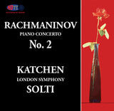 Rachmaninov Piano Concerto No. 2 -  Piano, Julius Katchen - Conductor Georg Solti The London Symphony Orchestra (Pure DSD)
