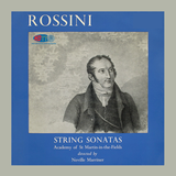 Rossini String Sonatas Nos. 1,3,5 & 6 - Neville Marriner The Academy Of St. Martin-in-the-Fields