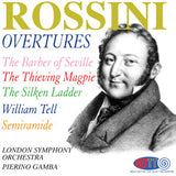 Rossini Overtures - Pierino Gamba Conducts the London Symphony Orchestra (Redux)