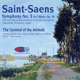 Saint Saens Symphony No. 3 in C minor, Op. 78 The Utah Symphony conducted by Abravanel - Carnival of the Animals Vienna State Opera Orchestra Conducted by Scherchen