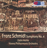 Franz Schmidt: Symphony No. 4 - Zubin Mehta Conducts the Vienna Philharmonic Orchestra