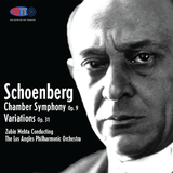 Schoenberg Chamber Symphony Op. 9 / Variations Op. 31 - Zubin Mehta conducting the Los Angeles Philharmonic