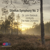 Sibelius Symphony No. 2 In D - Barbirolli - Halle Orchestra (Pure DSD)