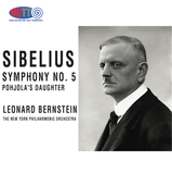 Sibelius Symphony No. 5 & Pohjolas Daughter - Leonard Bernstein - New York Philharmonic