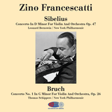 Zino Francescatti plays Sibelius and Bruch Violin Concertos