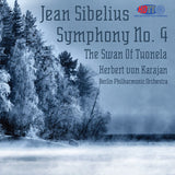 Jean Sibelius: Symphony No. 4, The Swan of Tuonela - Herbert von Karajan Conducts the Berlin Philharmonic Orchestra