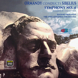 Sibelius Symphony No. 4 and Pohjola's Daughter - Eugene Ormandy The Philadelphia Orchestra (Pure DSD)