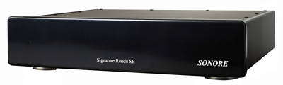 Sonore - Signature Rendu SE - single enclosure opticalRendu and linear power supply