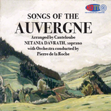 Songs Of The Auvergne - arranged by Canteloube -  Netania Davrath, soprano