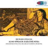 Richard Strauss Also Sprach Zarathustra - Fritz Reiner, Chicago Symphony Orchestra (1954 Recording)