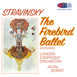 Stravinsky Firebird Ballet (Complete) - Antal Dorati conducting the London Symphony Orchestra