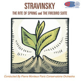 Stravinsky The Rite of Spring and The Firebird Suite - Monteux  PCO (Redux)