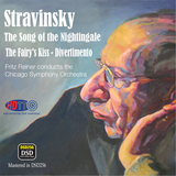 Stravinsky - Song Of The Nightingale and The Fairy's Kiss - Fritz Reiner - The Chicago Symphony Orchestra